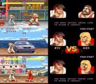 Fase de Bônus e lutador Ken