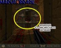 Se o jogador não pegar rapidamente dois pilares de espetos aparecem para esmagar.