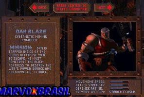 Dan Blaze – Humano (conhecido como o garoto-propaganda)