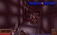Robôs malvados, será a versão primata do Big Daddy, de Bioshock?