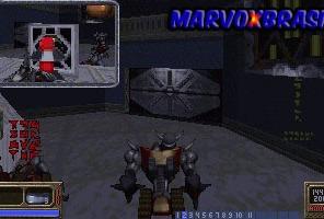 Controle os robôs inimigos e faça-os acessar áreas sem soar nenhum alarme. Uma grande diferença, veja como funciona o PIP.