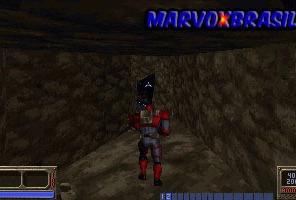 Isso mesmo, caso o jogador tenha vontade de enfrentar todo o desafio novamente na pele desse robô vermelho com cara de Halo pode fazer a tentativa.