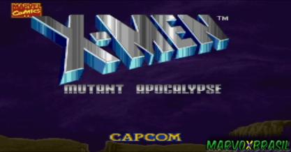 X-Men Mutant Apocalypse MarvoxBrasil