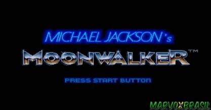 Michael Jackson Moonwalker MarvoxBrasil