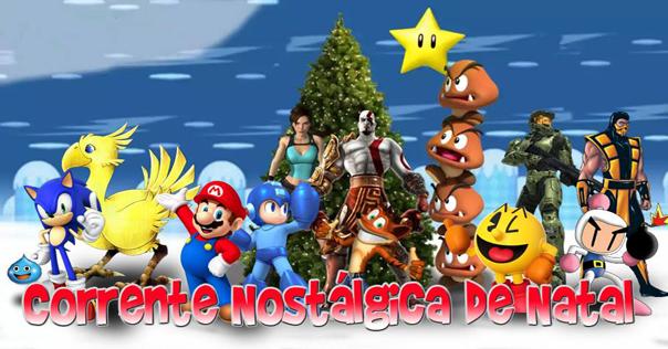 Corrente Nostalgica de Natal
