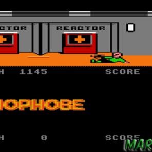 O jogo se passa no espaço, e dentro de uma nave solitária está você e um monte de aliens, ao demorar muito para atacar os inimigos, eles entram em metamorfose e aumentam de tamanho. Os movimentos do personagem são rápidos e dinâmicos, é possível coletar novas armas, atirar granadas e até contra atacar enquanto está deitado. O clima de silêncio aumentam a tensão, com barulhinhos típicos do Atari 2600.