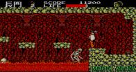 Está aí um exclusivo jogo macabro para os 8-bits da Sega. Kenseiden fazia o jogador viajar por territórios orientais cheios de criaturas provindas do inferno. É um jogo bem difícil e marcante, o próprio jogador podia montar seu caminho para chegar até o chefe final, e sempre tinha um inimigo mais feio que outro. Ciplopes, viúvas negras, dragões, esqueletos e almas penadas doidas para agarrar boa parte da sua barra de energia ou atrapalhar seu pulo, o que sempre acabava com a queda do personagem em um buraco. Não dá para falar desse jogo sem mencionar esta fase, onde vemos o Alex Kidd esculpido na parede no meio de um cenário cheio de satanismo.