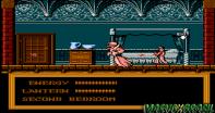 A versão de NES nunca foi oficialmente lançada, mas é possível encontrá-la pela web. Seria um jogo do gênero adventure, você controlava o Dr. Franken pelo interior de uma enorme mansão cheio de portas e andares, enquanto depara-se com criaturas medonhas o tempo todo. Mesmo que as criaturas não davam tanto medo, a exploração pelos cômodos é bem legal, só que a trilha sonora é uma música tradicional de enterro, que toca o tempo todo introduzindo o jogador em um velório mental.