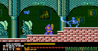 Se a Capcom tem Magic Sword, então a Jaleco tem este, que apesar de ter vindo com o nome de Astyanax para o ocidente, a versão japonesa é conhecida por The Lord of King, e a história é muito legal e daria até um filme. Um garoto de 16 anos, estudante, enquanto estava no colégio pegou no sono e começou a ouvir uma voz que chamava por ele - Astyanax, Astyanax. De repente o garoto é sugado por um portal e vai parar em um universo místico e tenebroso. Lá, ele conhece uma fada que conta que a princesa Rosebud foi sequestrada e o rapaz só pode voltar para o mundo real se conseguir cumprir o resgate. No Arcade, duas pessoas podem jogar, mas a versão de NES você joga sozinho. Várias criaturas terríveis pelo caminho e a quantidade de armas que podem ser coletadas, desde machados até espadas.
