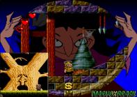 A Família Addams sempre foi muito feliz ao misturar comédia com terror, tudo na mansão era muito curioso, às vezes assustador e nessa época estava passando o desenho animado nas manhãs do SBT. No jogo controlamos o Feioso por cenários que remetem muito ao desenho animado. Pelo menos é assim no Super Nintendo, onde tem até uma fase que acontece no interior da bola de cristal da Vovó. Por outro lado o mesmo jogo no NES ficou bem tenebroso. A cara do Feioso parece um boneco de vudú, mesmo assim o conteúdo das fases chega até a perturbar um pouco os olhos do jogador.