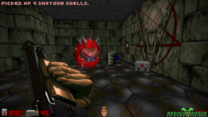 Doom - Ep.1 / Base 10: Sewers (Xbox 360)