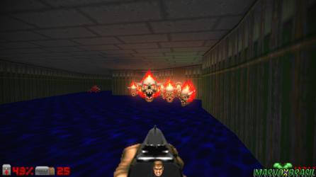 Esta fase só aparece na versão de Doom 3: BFG Edition para o Xbox 360.