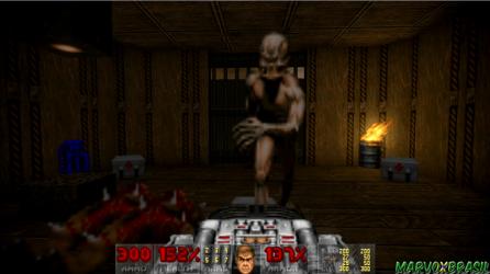 O Arch-Vile consegue ressuscitar os inimigos. Deparar-se com ele faz o jogador por alguns segundos ter uma ideia do que é o modo Nightmare.