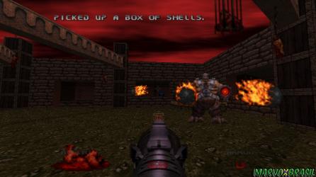 Seguindo a mesma situação em Doom 2, os Mancubus aparecem pela primeira vez na Base 9 - Even Simpler, esta fase é semelhante a Base 7: Dead Simple em Doom 2.