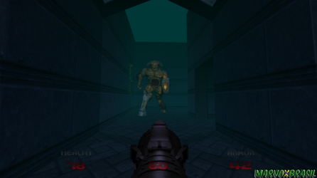 Doom 64: Cat and Mouse