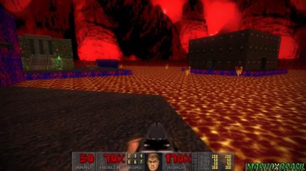 A primeira fase aberta de Doom.