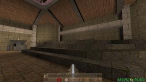 ... virou escadaria em Quake.