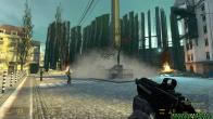 Poeira e fumaça, detalhes muito bem aproveitados em cada ambiente do jogo.