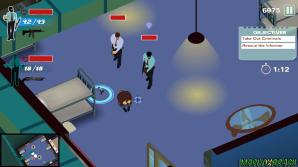 Tente armar estratégias para prender ao invés de abater os bandidos, isso garante ótimos pontos de XP no final da missão.