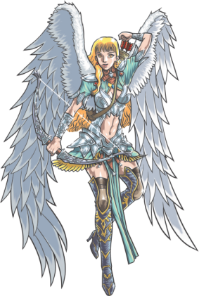 Luz - Arqueira Celestial
