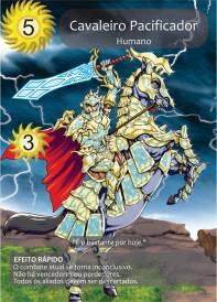 Luz - Cavaleiro Pacificador