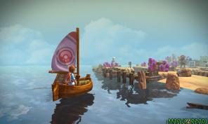 Em cada ilha, uma nova missão cheio de segredos.