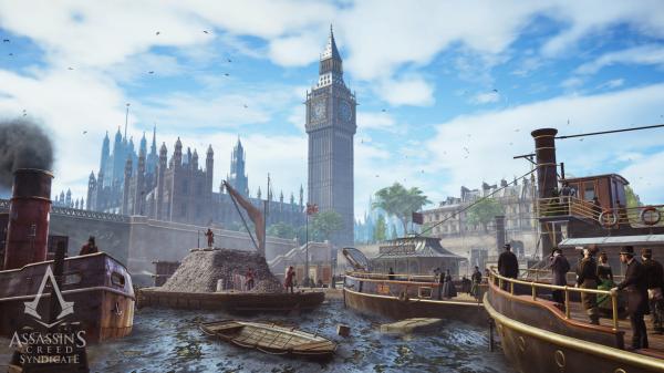 Onde estava? Estande Ubisoft. Lançamento: 23/10/2015 no PS4 e Xbox One | 19/11/2015 no PC.
