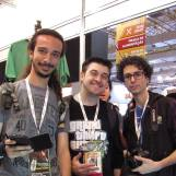 Tchulanguero (Vão Jogar!), Marvox (MarvoxBrasil), Vitor Ottoni (Duaik)