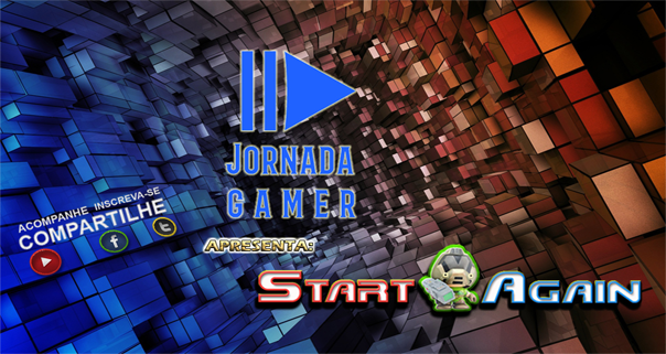 Start Again Jornada Gamer TV Wolfenstein The Old Blood Wolfenstein 3D