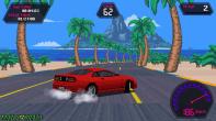 O Drift é a essência de Slipstream, um truque que demorou um pouco para aparecer nos títulos baseados na geração 16-bits.
