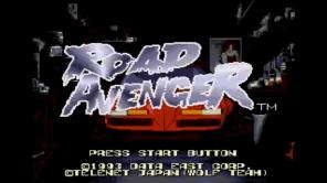 Road Blaster, Sega-CD