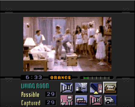 Night Trap, Sega-CD