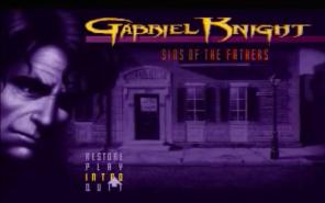 Gabriel Knight, 1993 (PC)