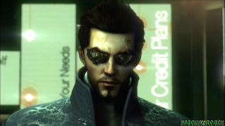 Adam Jensen - Deus Ex Human Revolution / Mankind Divided