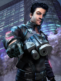 Alex Denton - Deus Ex: Invisible War