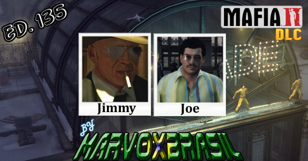 Mafia II Jimmy's Vendetta Joe's Adventures MarvoxBrasil