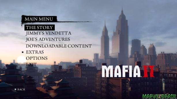Mafia II + Conteúdo adicional
