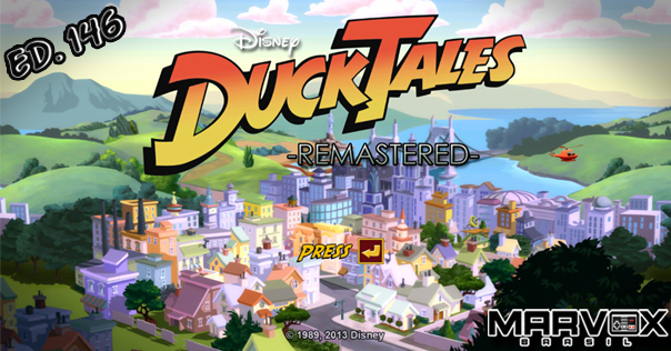 MarvoxBrasil 146 DuckTales Remastered PC