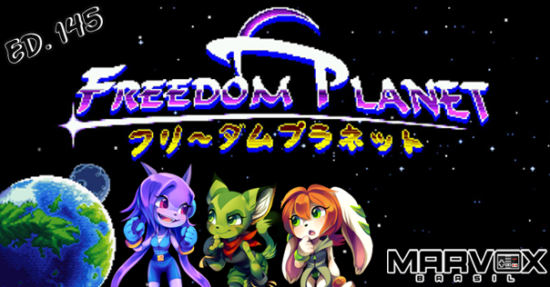 MarvoxBrasil 145 Freedom Planet PC