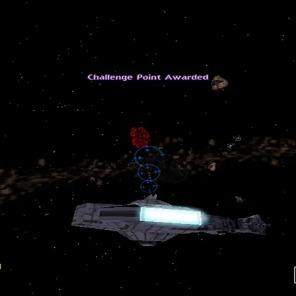 Challenge Points, nos asteróides.