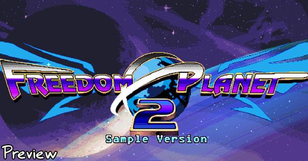 MarvoxBrasil Freedom Planet 2 Preview