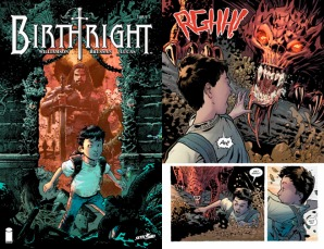 BirthRight (Skybound Entertainment)