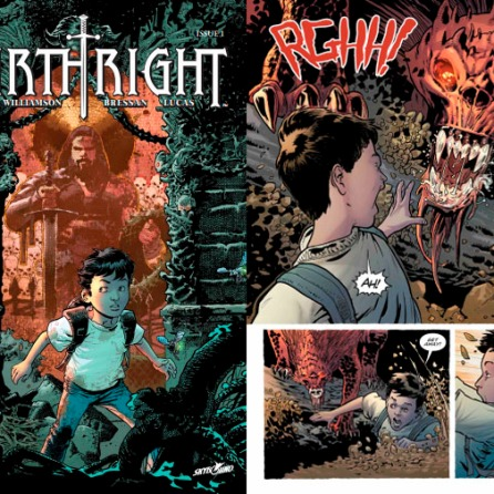 BirthRight (Skybound Entertainment)