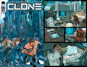 Clone (Skybound Entertainment)