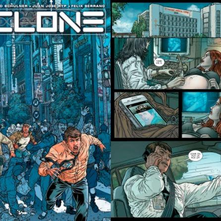 Clone (Skybound Entertainment)